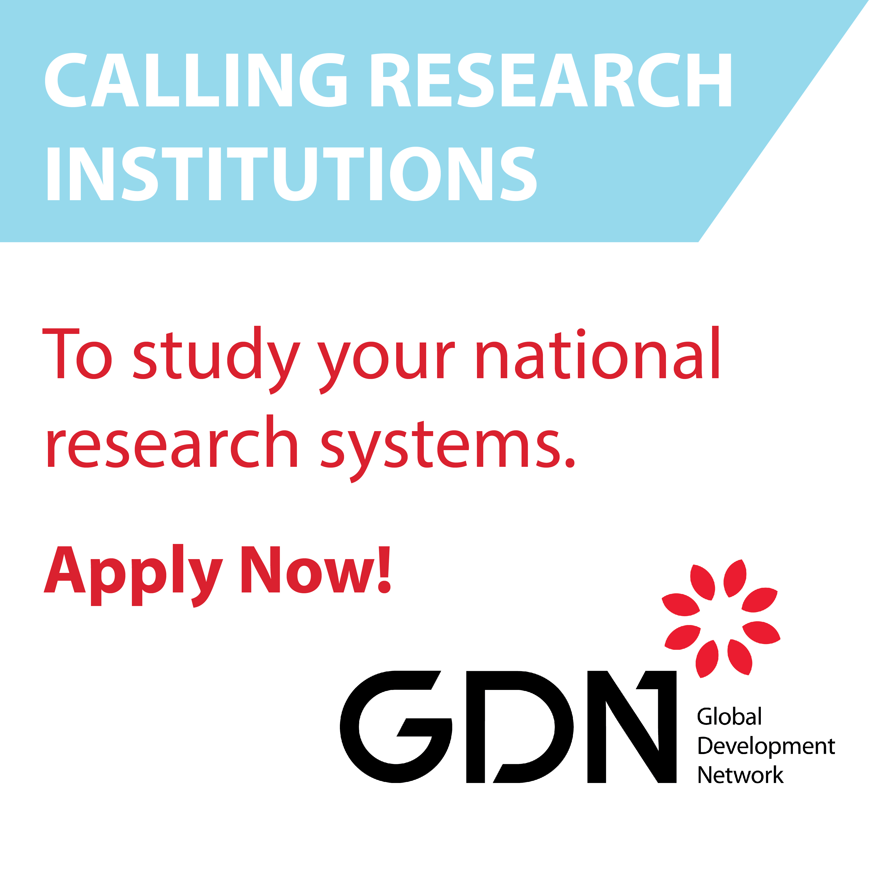 Call for papers - Call for proposals
