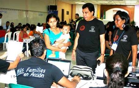 Programa Familias en Acción Colombia