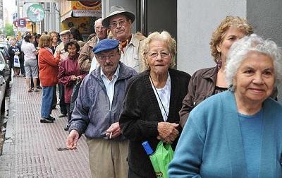 Non contributory pensions