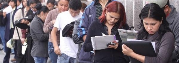 Desempleo de jóvenes en América Latina